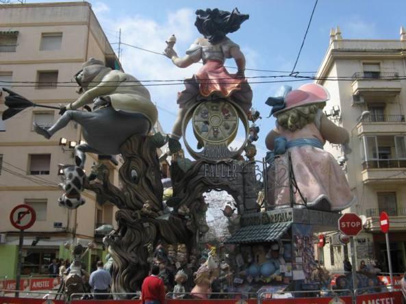 Falla Duque de Gaeta 2009 (2)