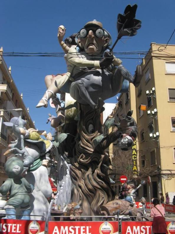 Falla Duque de Gaeta 2009 (4)